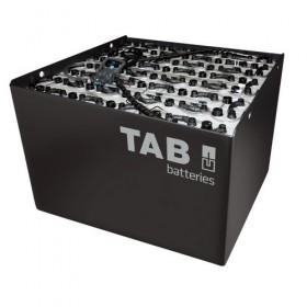 Аккумуляторная батарея 24/5 ЕPzS 625L ТАВ, гибкие перемычки для электропогрузчика Crown ,Still, Toyota