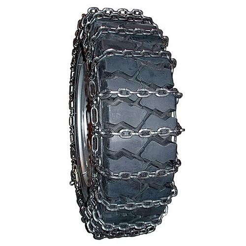 Цепь на шины 8.15-15 ; 7x6мм TRYGG Forklift  Rectangular chain, пара