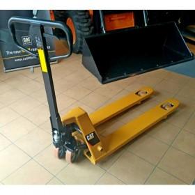 Гидравлическая тележка CBF25-MPTP CAT Lift Trucks, вилы 1150мм