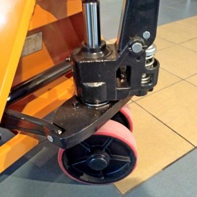 Гидравлическая тележка CBY-AC25, колесо ∅200, Niuli, вилы 1150мм