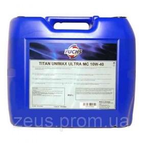 Моторне масло FUCHS (Німеччина) TITAN UNIMAX ULTRA MC SAE 10W-40
