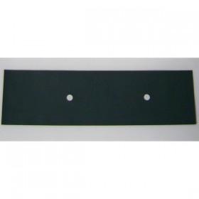 Пластина (изоляційна, м'яка, гумова, 0.1 мм)