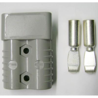 Коннектор батареи (SB175  Anderson серый 36V)