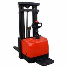 Электроштабелер CDD16-950-4500-P с платформой Heli